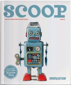 Scoop Magazine Issue 22 cover