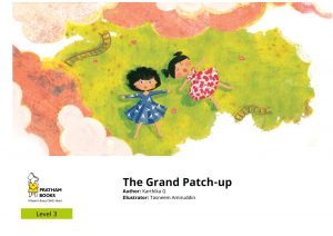 The Grand Patch-Up book cover