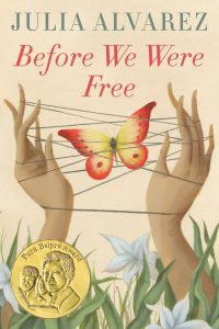 Before We Were Free book cover - click to buy the Kindle edition